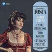 CD Tosca Maria Callas Giacomo Puccini Tito Gobbi