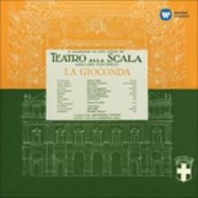 La Gioconda (Callas 2014 Edition) - CD Audio di Maria Callas,Fiorenza Cossotto,Piero Cappuccilli,Amilcare Ponchielli,Orchestra del Teatro alla Scala di Milano,Antonino Votto