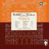 CD Tosca Maria Callas Giacomo Puccini Giuseppe Di Stefano