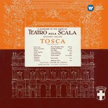 Tosca (Callas 2014 Edition) - CD Audio di Maria Callas,Giuseppe Di Stefano,Tito Gobbi,Giacomo Puccini,Victor De Sabata,Orchestra del Teatro alla Scala di Milano