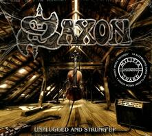 Unplugged and Strung Up (Special Edition) - CD Audio di Saxon