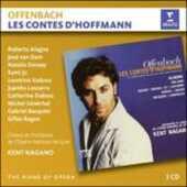 CD I Racconti di Hoffman (Les Contes D'hoffman) Jacques Offenbach Natalie Dessay Kent Nagano