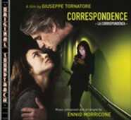 CD Correspondence (La Corrispondenza) (Colonna Sonora) Ennio Morricone