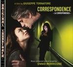 Cover CD Colonna sonora La corrispondenza