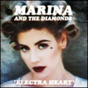 Foto Cover di Electra Heart, CD di Marina and the Diamonds, prodotto da Atlantic