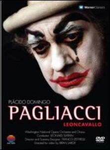 Ruggero Leoncavallo. Pagliacci - DVD