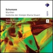 Myrthen - Gedichte der Königin Maria Stuart - CD Audio di Robert Schumann,Nathalie Stutzmann
