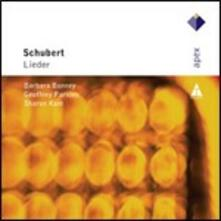Lieder - CD Audio di Franz Schubert,Barbara Bonney