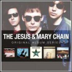 CD Original Album Series Jesus & Mary Chain
