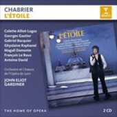 CD L'étoile Emmanuel Chabrier John Eliot Gardiner Orchestra dell'Opera di Lione