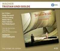 CD Tristano e Isotta (Tristan und Isolde) Richard Wagner Herbert Von Karajan Berliner Philharmoniker