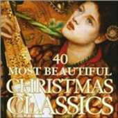 CD 40 Most Beautiful Christmas Classics
