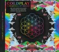 CD A Head Full of Dreams Coldplay