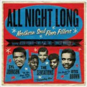 All Night Long. Northern Soul Floor Fillers - Vinile LP