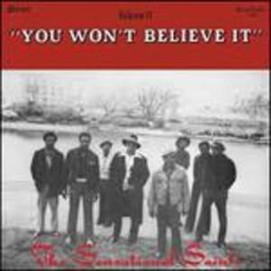 You Won't Believe It - Vinile LP di Sensational Saints