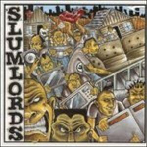 Foto Cover di Slumlords, CD di Slumlords, prodotto da I Scream Records