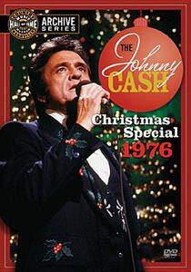 Johnny Cash. Christmas Special 1976 - DVD