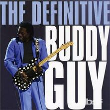 Definitive Buddy - CD Audio di Buddy Guy