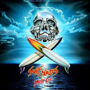 Surf Nazis Must die (Colonna Sonora) - Vinile LP di Jon McCallum