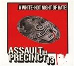 Cover CD Colonna sonora Distretto 13: le brigate della morte