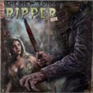 The New York Ripper (Colonna Sonora) - Vinile LP di Francesco Masi