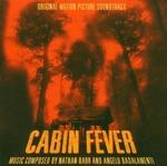 Cover CD Colonna sonora Cabin Fever