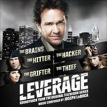 Leverage (Colonna sonora) - CD Audio
