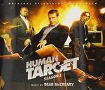 Cover CD Human Target