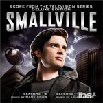 Cover CD Colonna sonora Smallville
