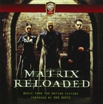 Cover CD Matrix Reloaded