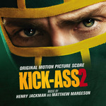 Cover CD Colonna sonora Kick-Ass 2
