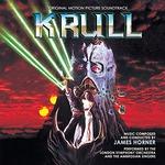 Cover CD Colonna sonora Krull