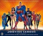 Cover CD Colonna sonora Justice League