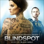 Cover CD Colonna sonora Blindspot