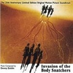 Cover CD Colonna sonora Terrore dallo spazio profondo