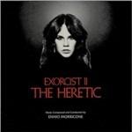 Cover CD L'esorcista II: l'eretico