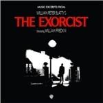 Cover CD Colonna sonora L'esorcista