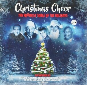 Christmas Cheer - Vinile LP