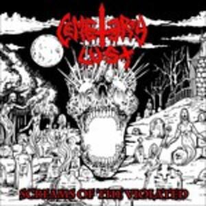 Screams of the Violated - Vinile LP di Cemetery Lust