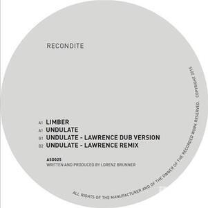 Limber-Undulate-Lawrence - Vinile LP di Recondite