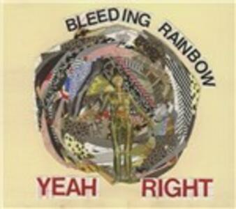 Yeah Right - Vinile LP di Bleeding Rainbow