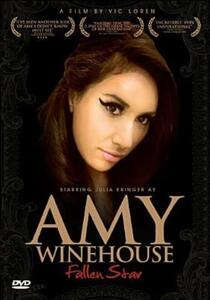 Amy Winehouse. Fallen Star - DVD