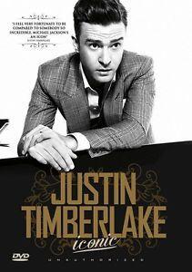 Justin Timberlake. Iconic - DVD