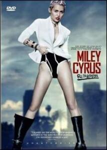 Miley Cyrus. Reinvention - DVD