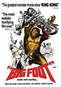 Big Foot - DVD