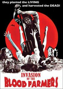 Nvasion Of The Blood Farmers - DVD