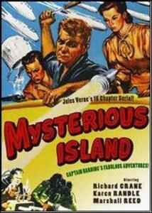 Mysterious Island - DVD