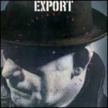 Living in the Fear of the Private Eye - CD Audio di Export