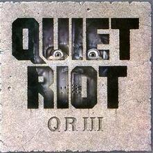 QR III - CD Audio di Quiet Riot