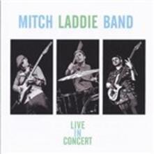 Live in Concert - CD Audio di Mitch Laddie